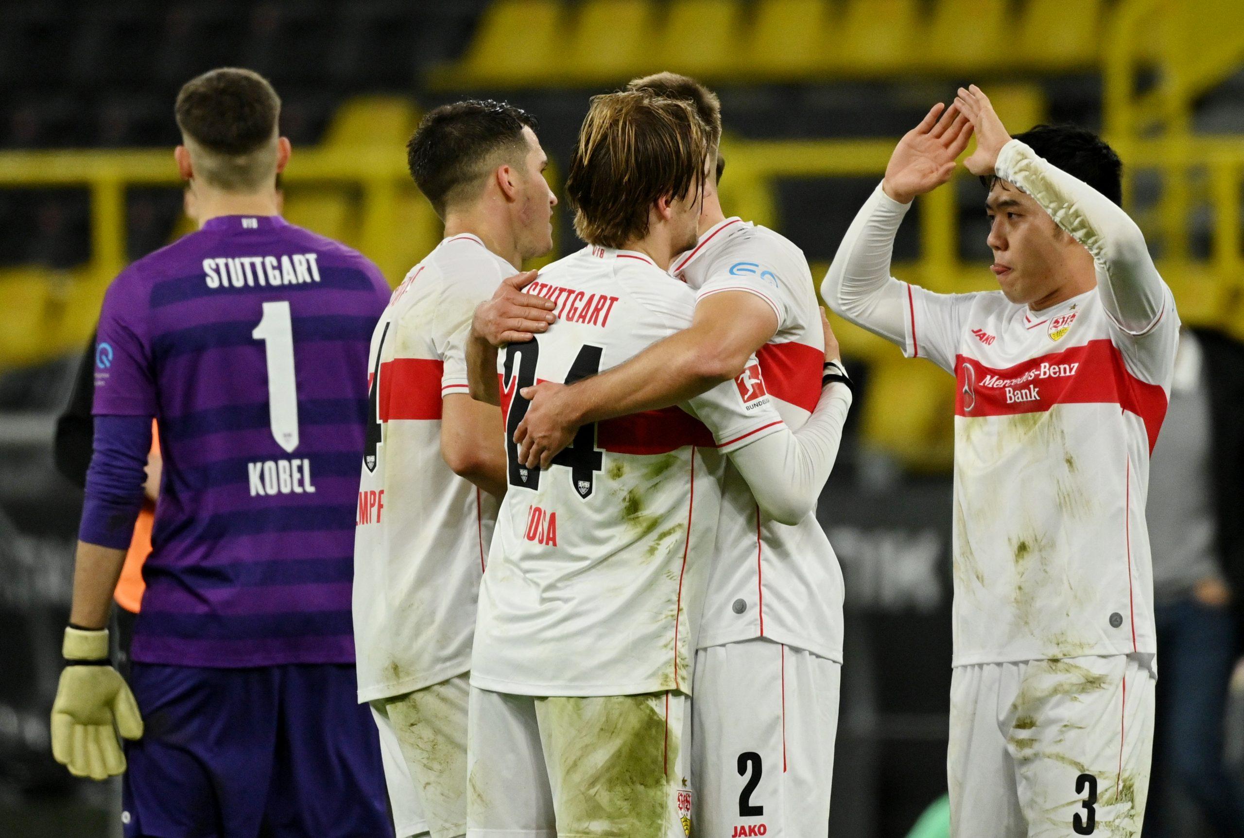 Borna Sosa i suigrači/Foto REUTERS
