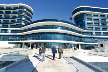 Hilton Costabella Beach Resort&Spa prvi je resort hotel ovog brenda u Hrvatskoj / Snimio SERGEJ DRECHSLER
