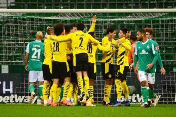 Slavlje igrača Borussije Dortmund/Foto REUTERS