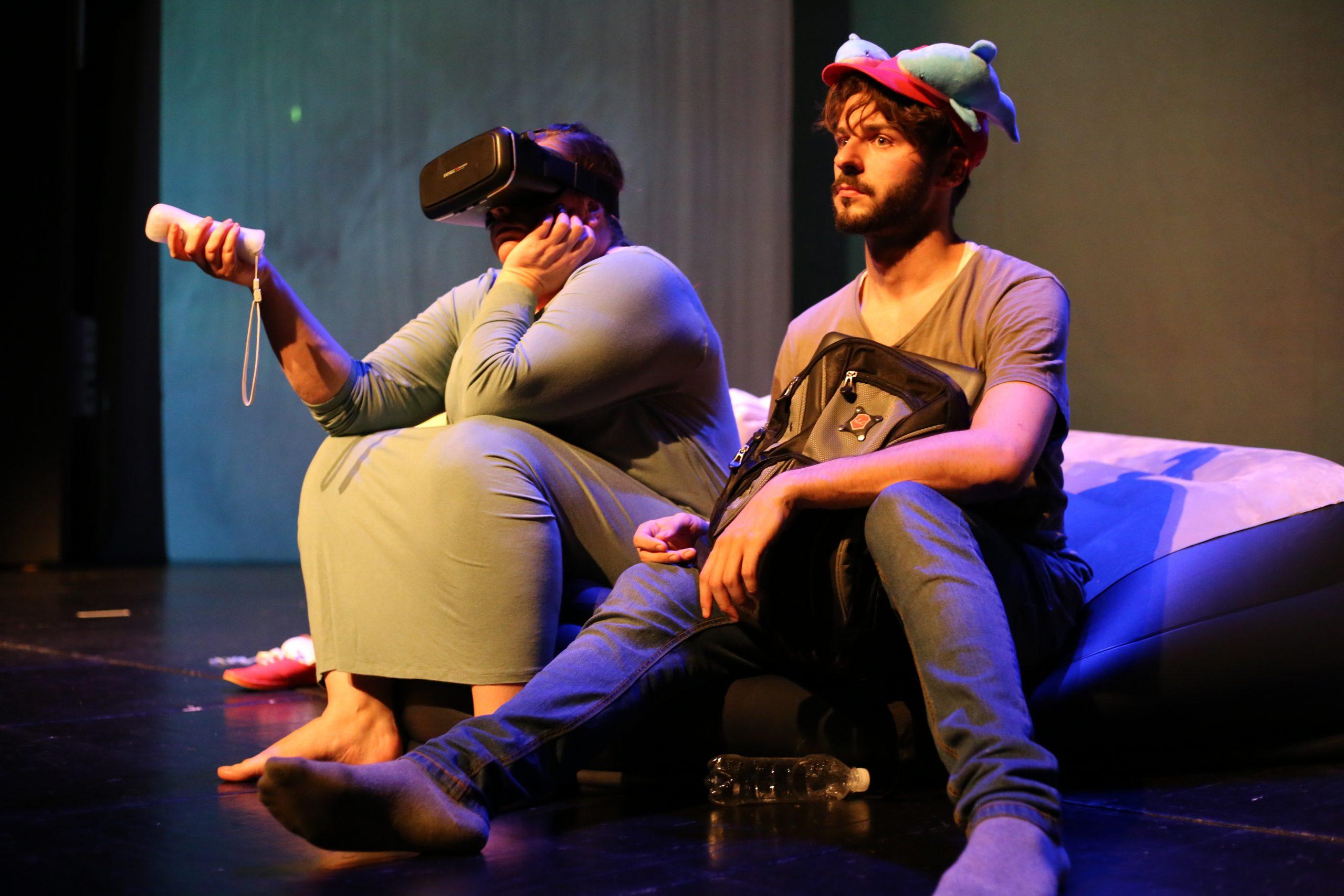Bijeg u virtualnu stvarnost