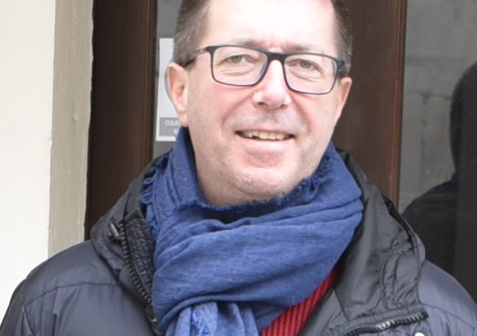 Voditelj projekta dr. Ugo Toić / Snimio W. SALKOVIĆ