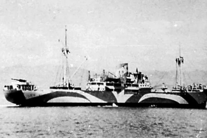 D'Annunzio u riječkom zaljevu