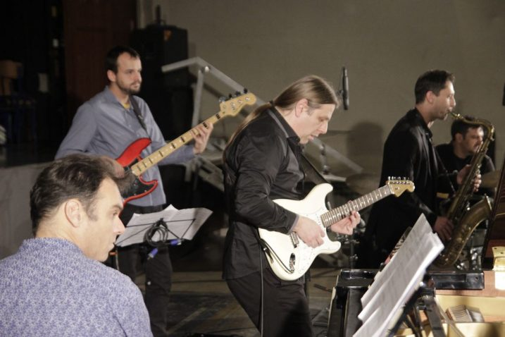 Bruno Mičetić Quintet / Foto Centar za kulturu Novi Zagreb