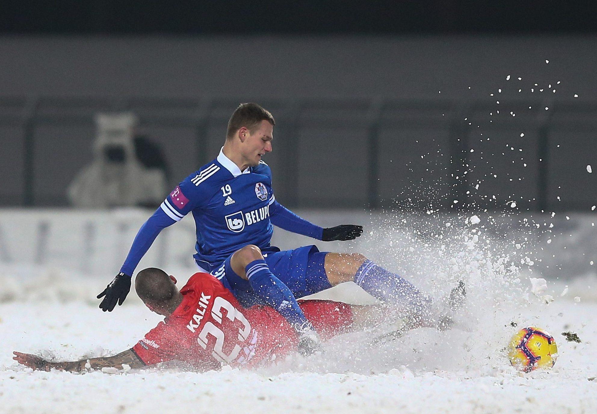 Snježni duel Knolla i Kalika/Foto PIXSELL