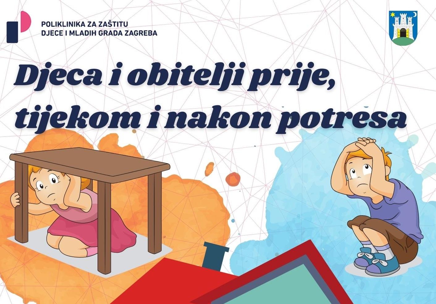 FOTO/Poliklinika za zaštitu djece i mladih grada Zagreba