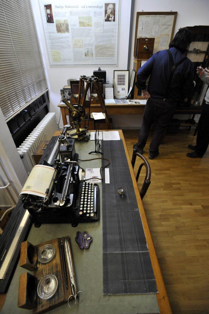 Dio postava muzeja / Foto Davor Kovačević