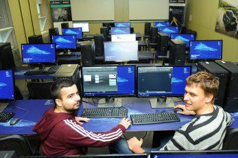 Svake se godine povećavaju kvote, ali i broj upisanih studenata u STEM području / Foto MARKO GRACIN