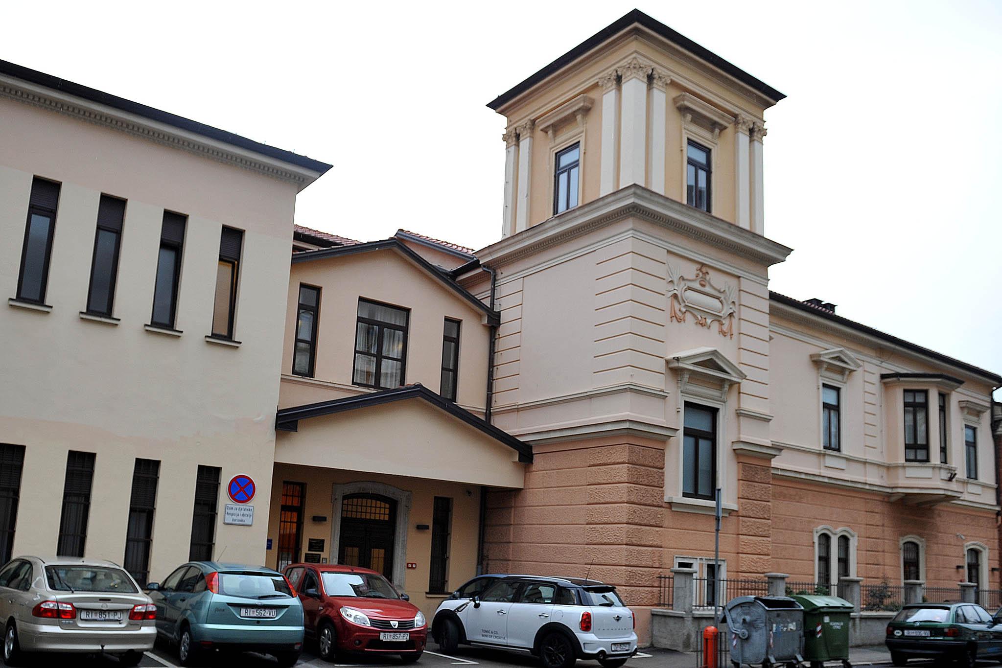 Hospicij »Marija Krucifiksa Kozulić« nalazi se na riječkom Belvederu / Foto Arhiva NL