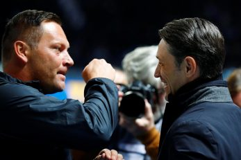 Pal Dardai i Niko Kovač/Foto REUTERS