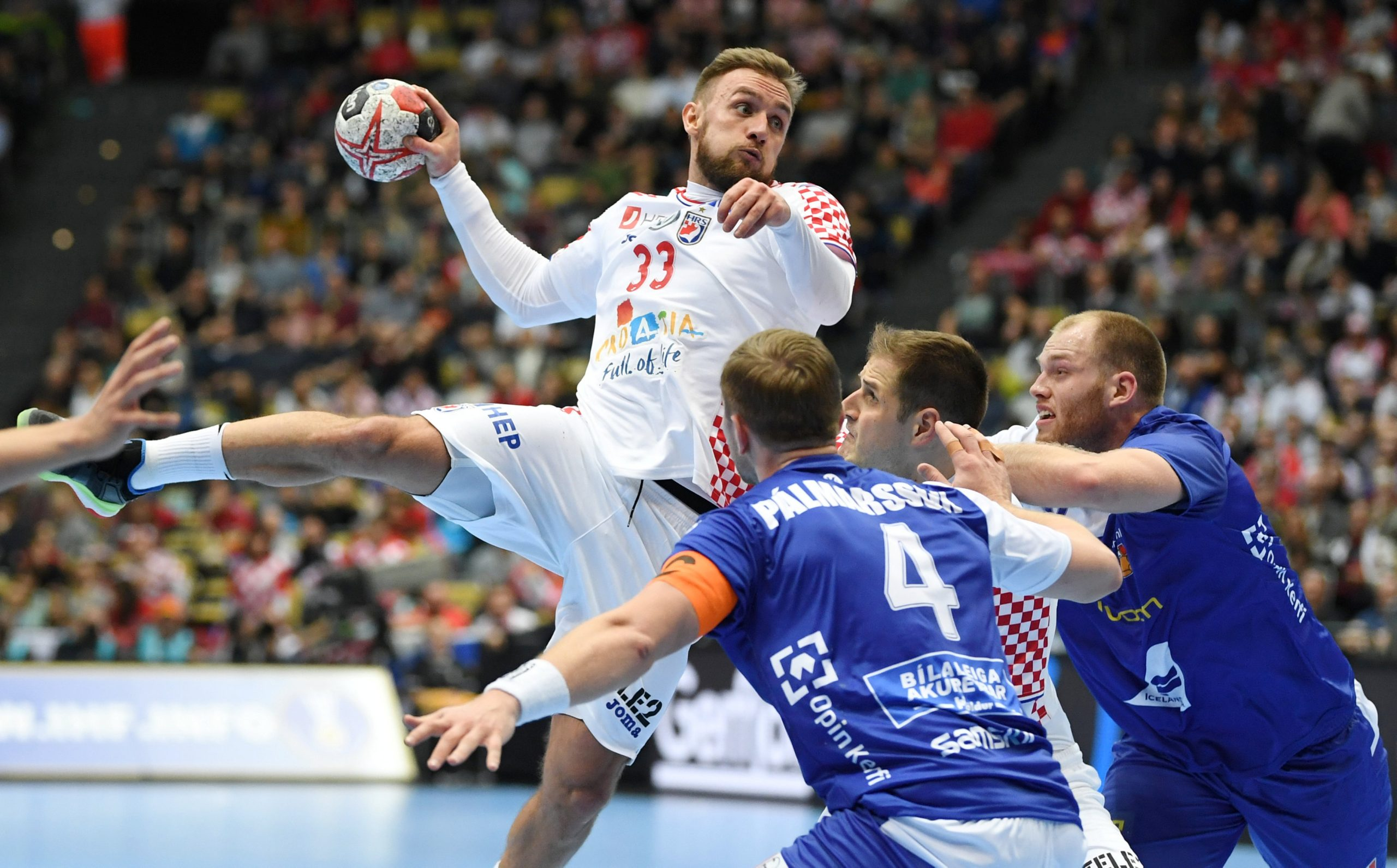 FAVORITI SKUPINE – Luka Cindrić/Foto REUTERS