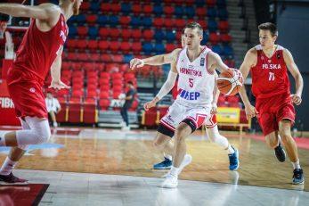 Antonio Jordano u dresu reprezentacije/Foto FIBA