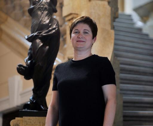 Ravnateljica PPMHP-a Nikolina Radić Štivić smatra da se na ovaj način građane uključuje u procese upravljanja kulturnim programima / NL arhiva