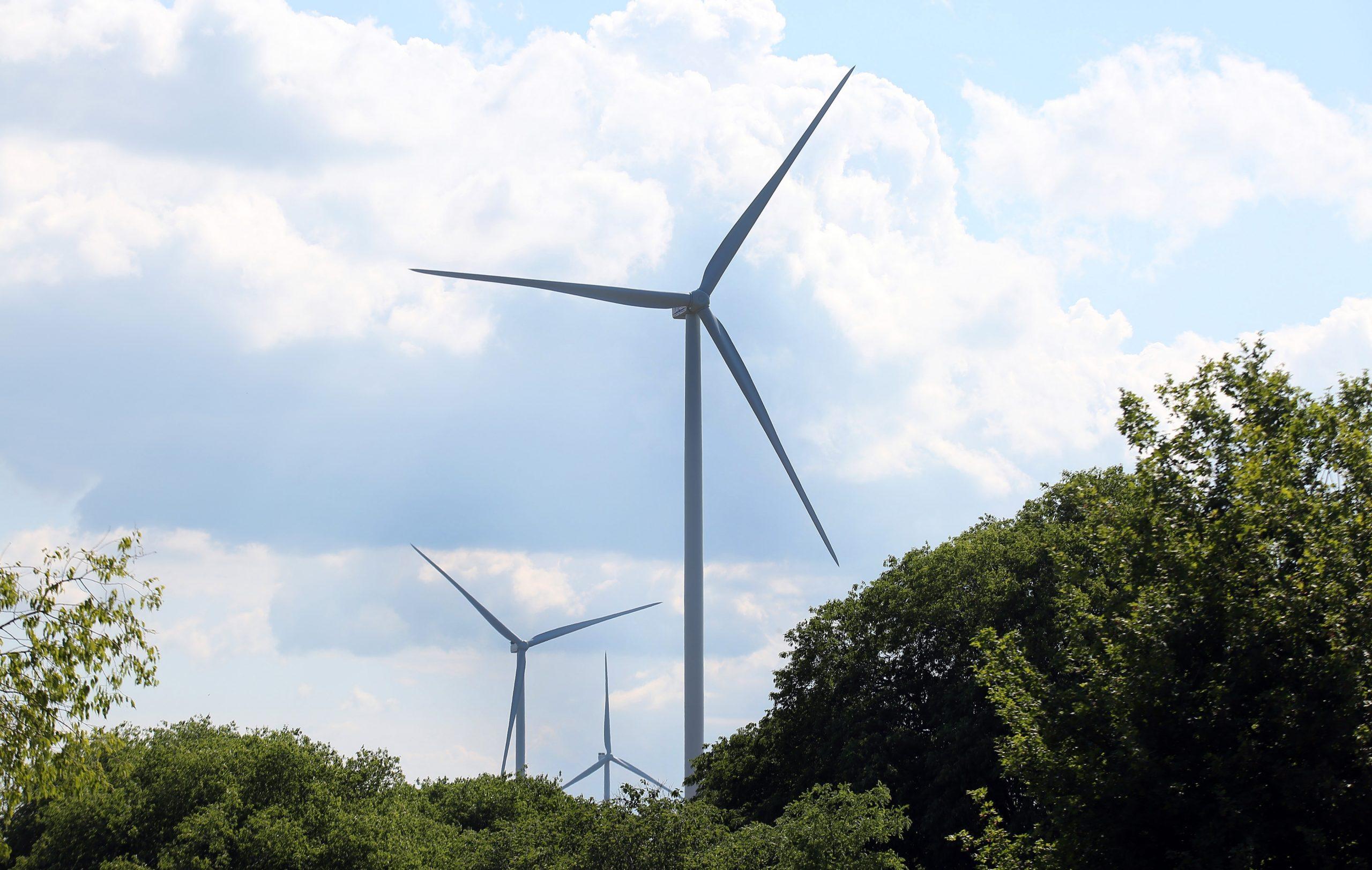 Može li Gorski kotar biti regija u kojoj je moguća izgradnja vjetroelektrana / Foto D. JARAMAZ/PIXSELL