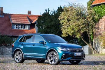 Snažan, moderan i ekološki osviješten - VW Tiguan / Foto Volkswagen