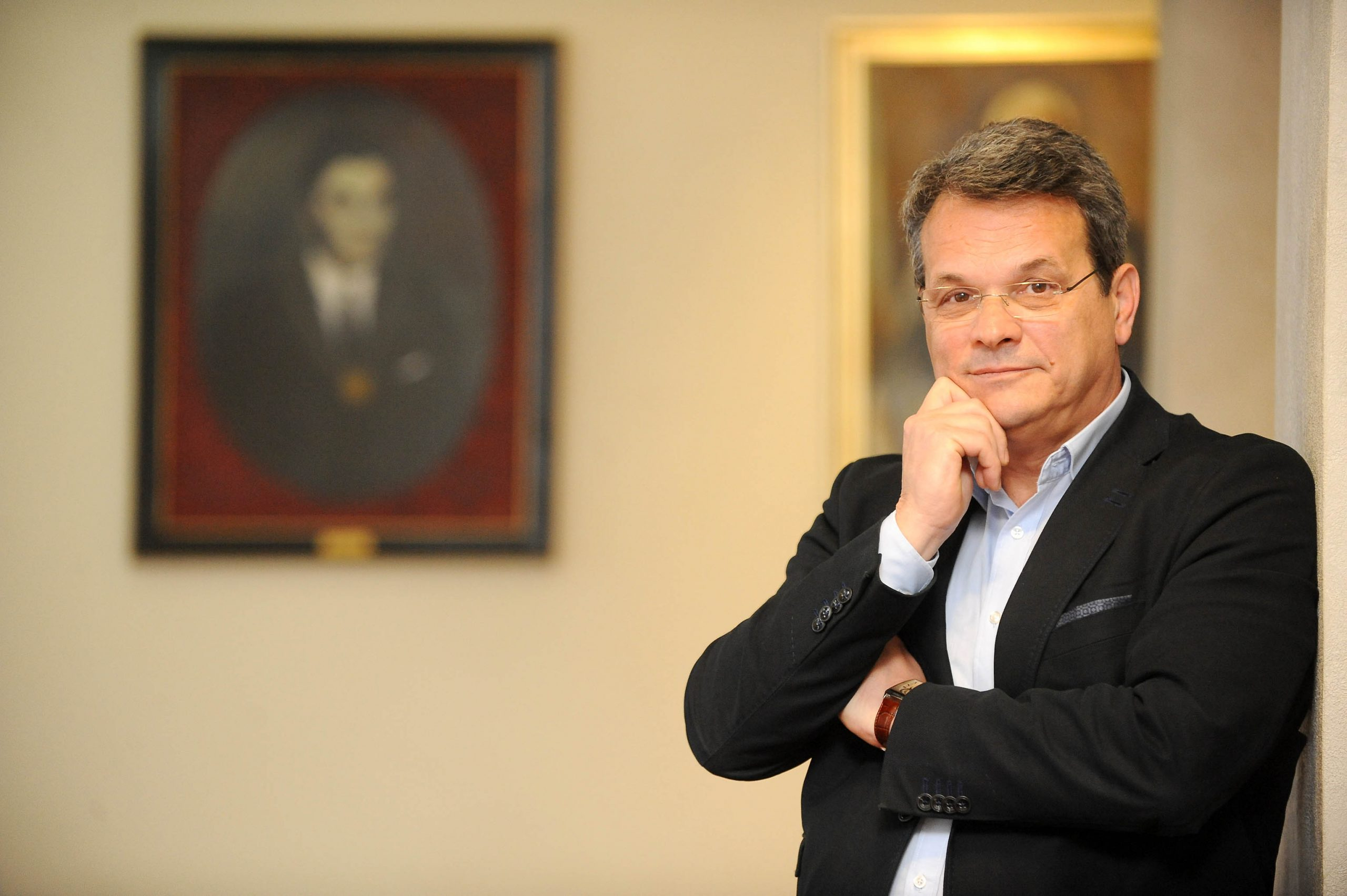 Prof. dr. Pero Lučin / Snimio SERGEJ DRECHSLER