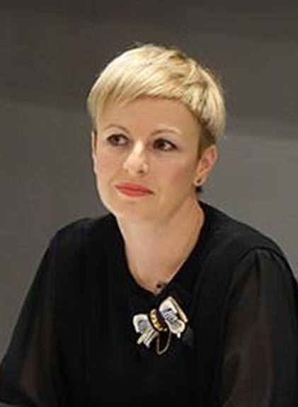 Ivana Kovačić / Foto  I. GRŽETIĆ