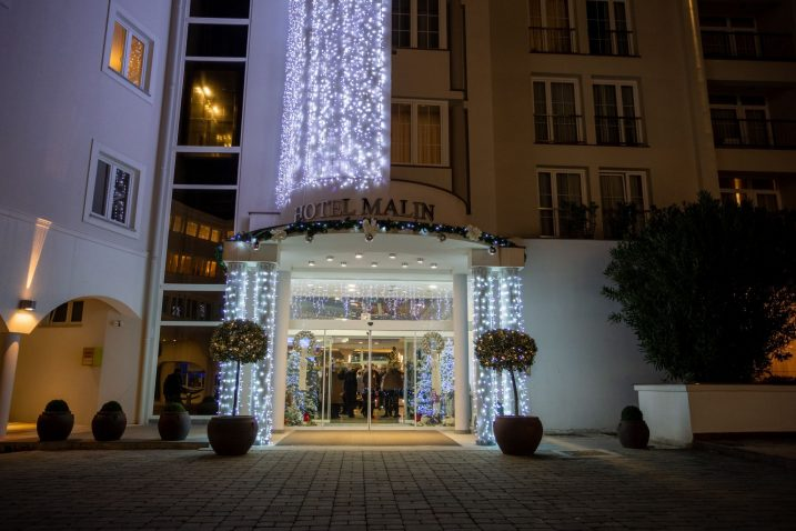 Malinskarski hotel Malin / Foto HOTEL MALIN