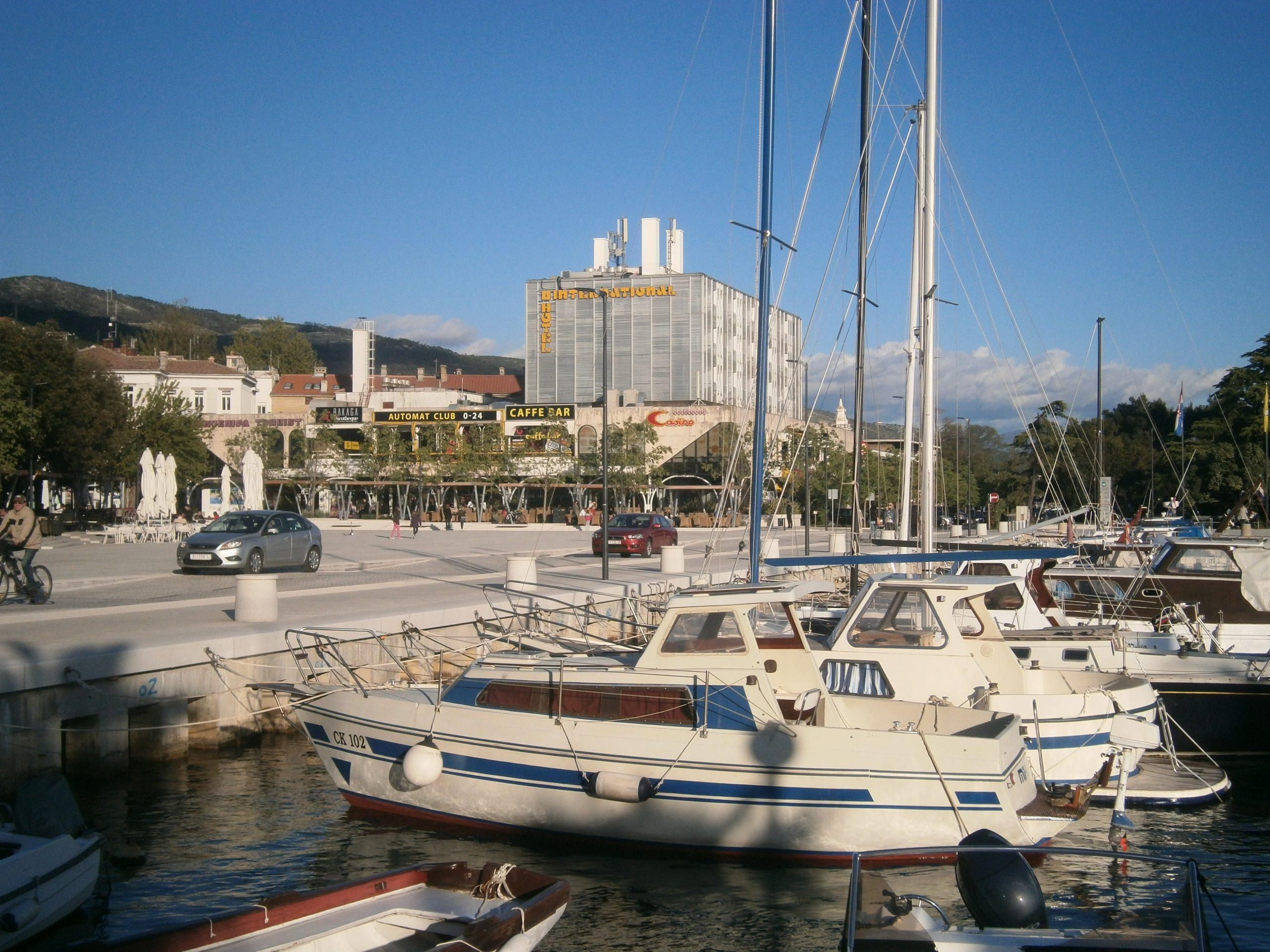 Crikvenica je, kao i sva druga turistička mjesta, u velikoj neizvjesnosti uoči nove sezone / Foto F. DERANJA