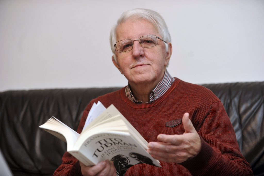 Branko Tuđen / Foto: D. KOVAČEVIĆ