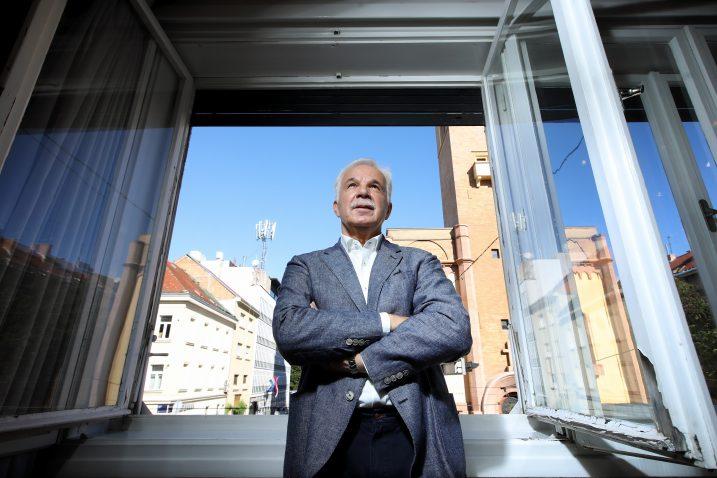 Mladen Vedriš / Foto: Boris Scitar/Vecernji list/PIXSEL