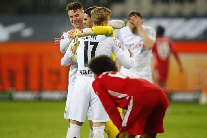 Oscar Wendt s ekipom slavi pobjedu/Foto REUTERS
