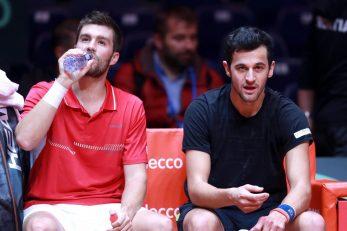 Nikola Mektić i Mate Pavić/Foto: Sanjin Strukic/PIXSELL