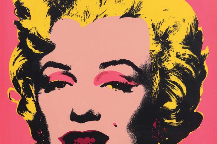 Andy Warhol, MM, sitotisak, 1967. / Foto GORAN VRANIC