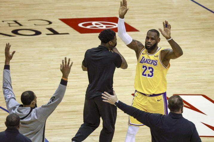 LeBron James/Foto: REUTERS