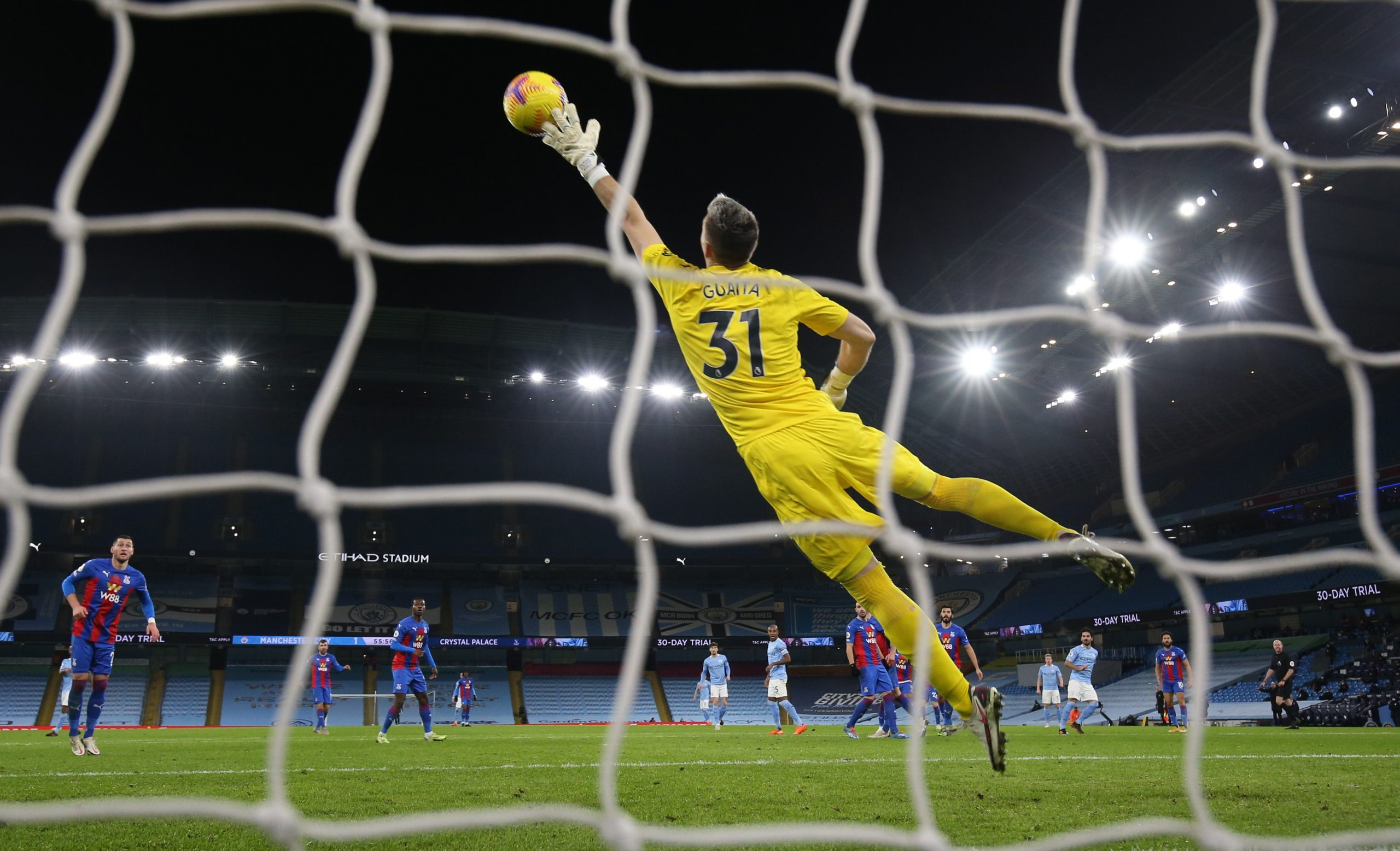 Ilkay Gundogan postiže drugi pogodak za City/Foto REUTERS