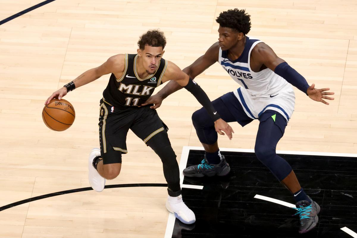 Trae Young/Foto: REUTERS