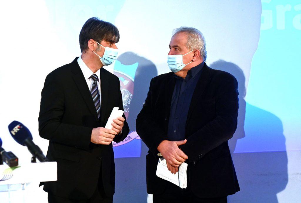 Darijo Vasilić i Nikola Ivaniš / Foto: V. KARUZA