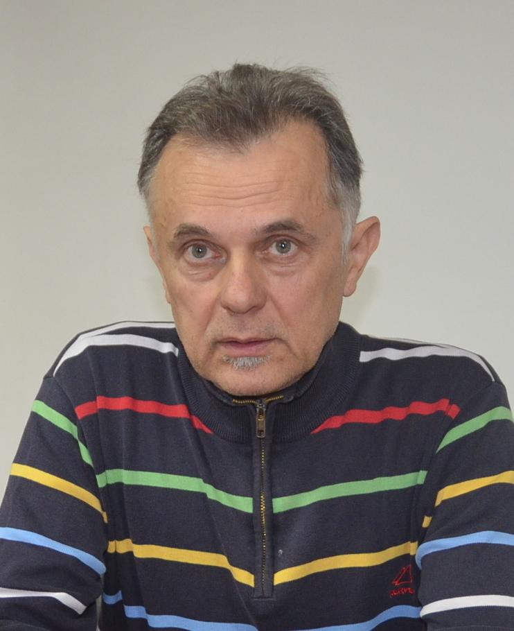 Josip Brozović / Snimio M. KRMPOTIĆ