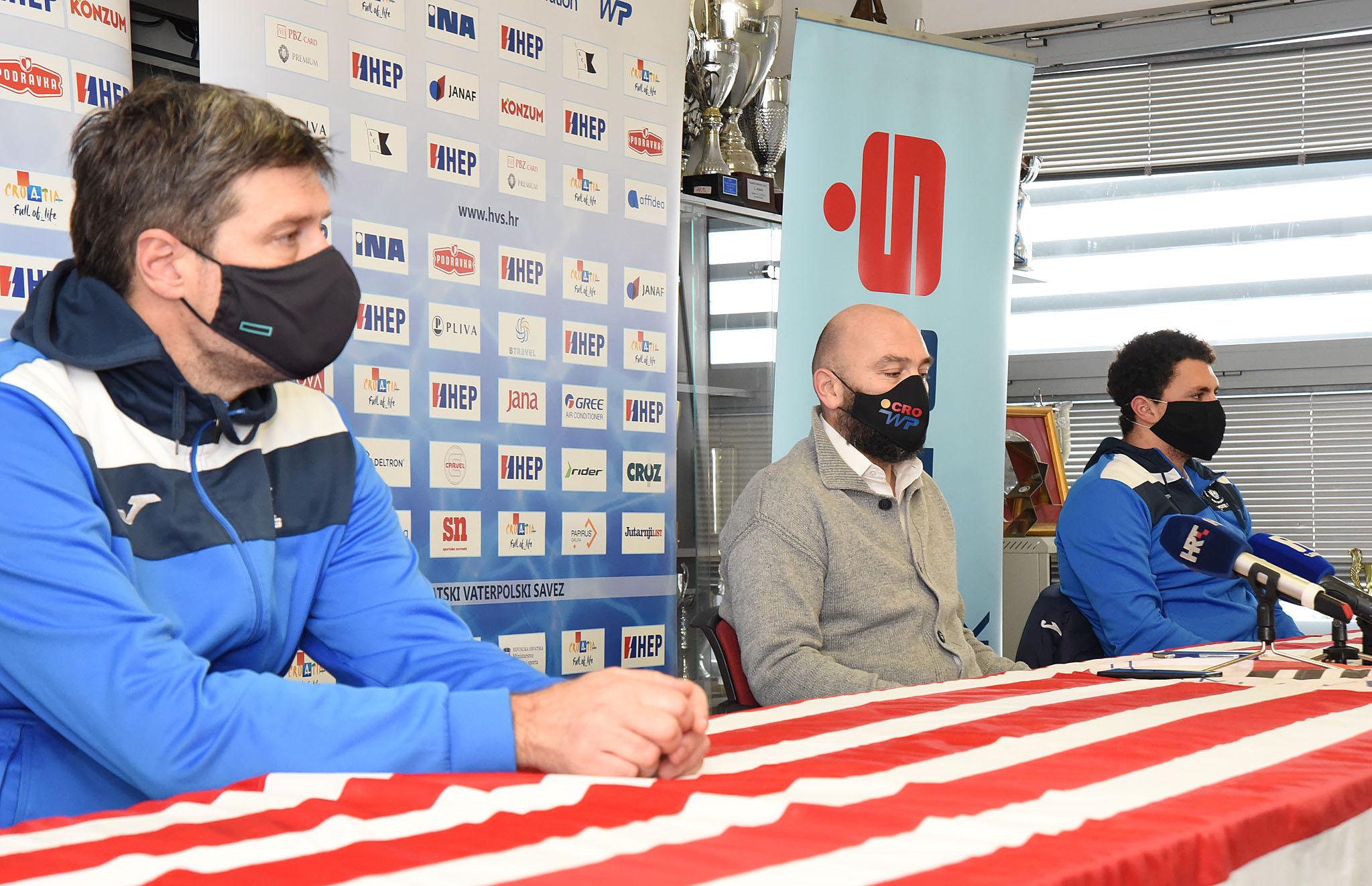 Igor Hinić i Samir Barać/Foto S. DRECHSLER