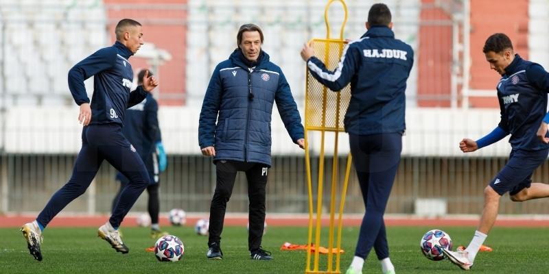 Paolo Tramezzani/Foto HNK Hajduk