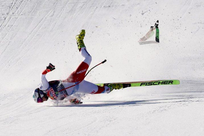 Urs Kryenbuehl teško je nastradao/Foto REUTERS