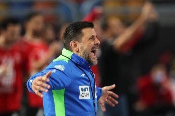 Slovenski izbornik Ljubomir Vranješ/Foto REUTERS