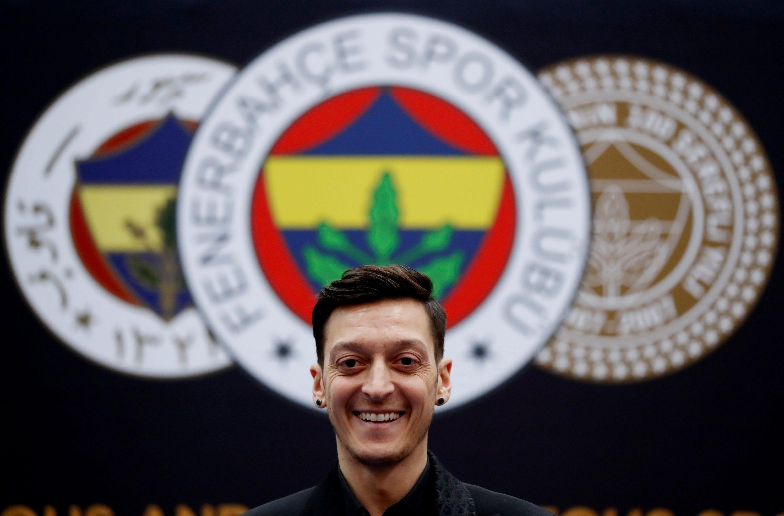 Mesut Ozil/Foto REUTERS