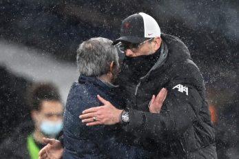 Jose Mourinho i Juergen Klopp/Foto REUTERS
