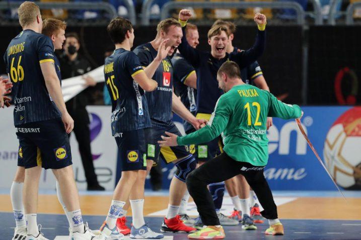 Švedska slavi svoje prvo finale nakon 20 godina/Foto: REUTERS