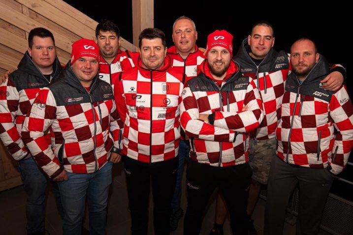 Hrvatska ekipa na Rallyju Monte Carlo
