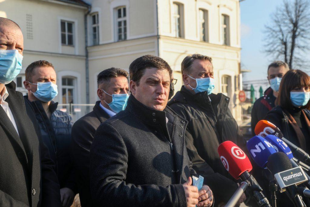 Butković: Signal na Banovini uskoro bolji, počinje obnova državnih cesta na tom području
