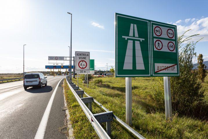 Na Autocesti Zagreb Sisak Bez Cestarine Do 31 Sijecnja Novi List