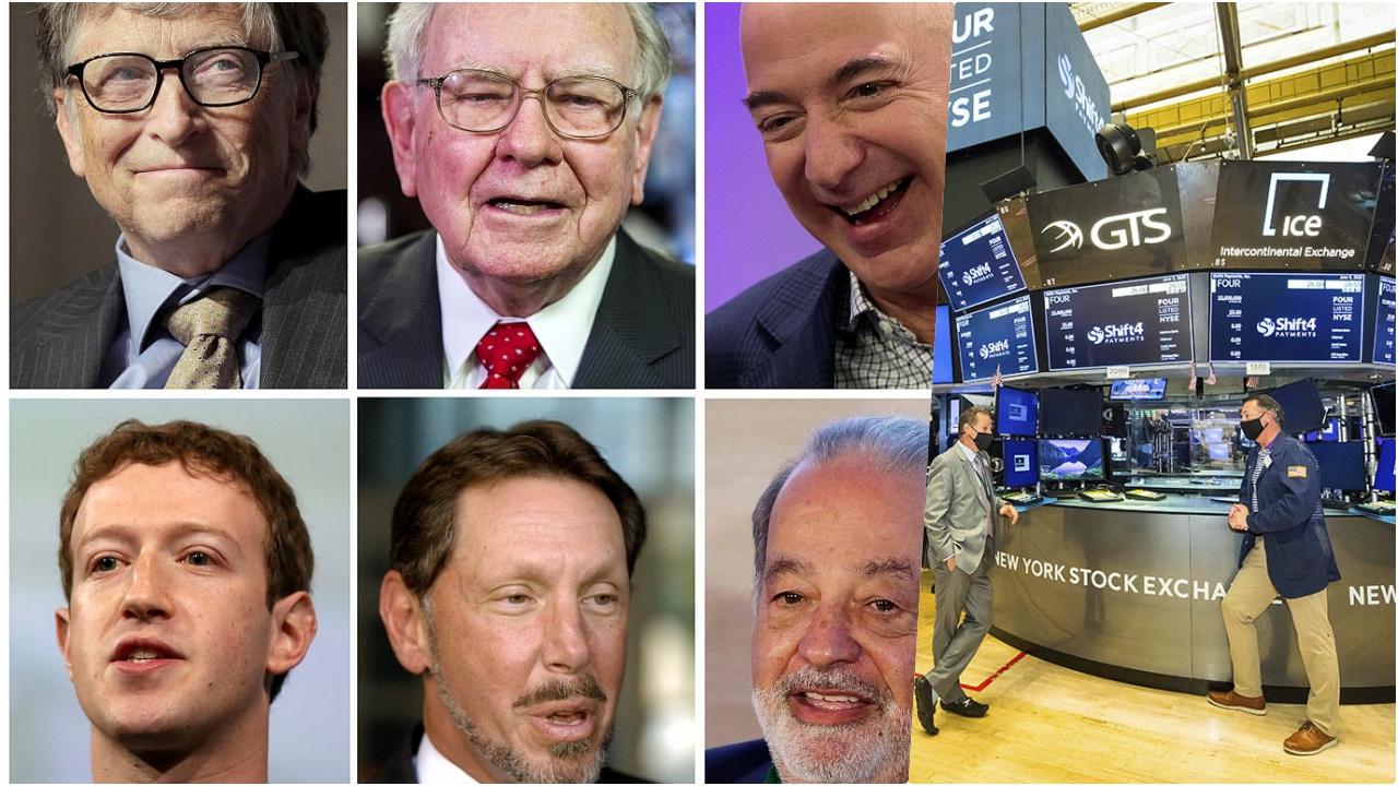 Ovo je 10 najbogatijih ljudi na svijetu: U koronakrizi su zaradili svotu dovoljnu da plate cijepljenje svih ljudi na svijetu