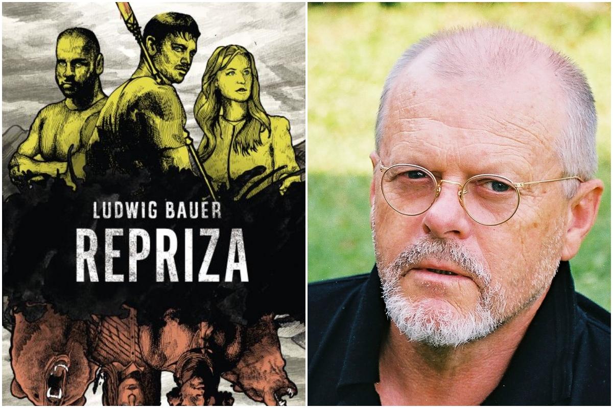 """Ludwig Bauer napisao je roman """"Repriza"""""""