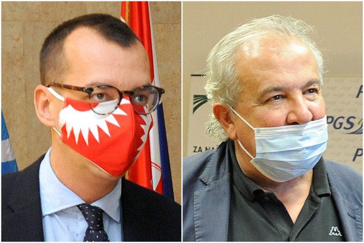 Marko Filipović i Nikola Ivaniš / Foto: Novi list