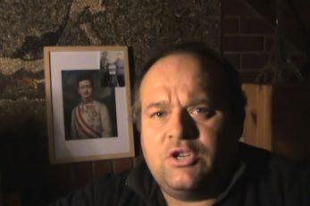 Foto Screenshot YouTube Robert Mrakovčić