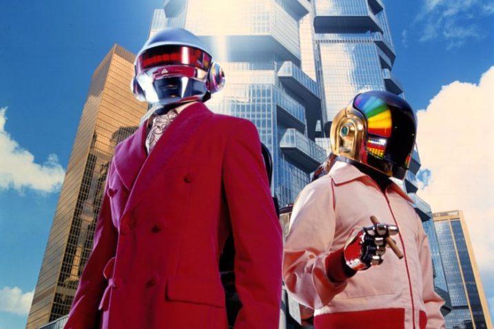 Daft Punk / Foto press