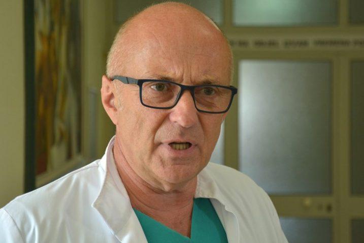 Dr. Rajko Čelović / Foto Glas Istre