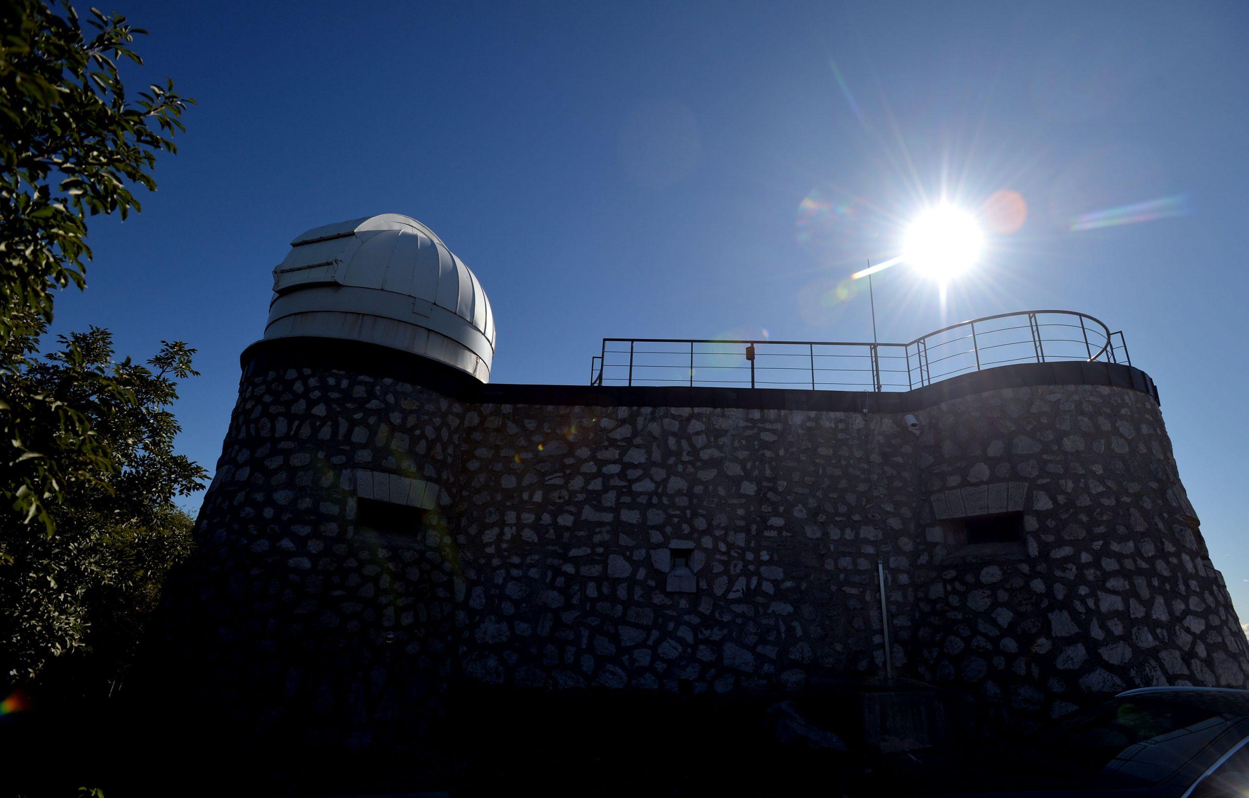 U Astronomskom centru od najpoznatijih zviježđa proljetnog neba do francuskih filmova i pića / Foto D. ŠKOMRLJ
