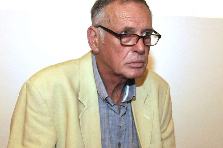 Berislav Valušek / Foto V. KARUZA